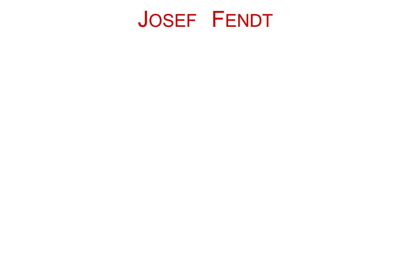 Josef Fendt