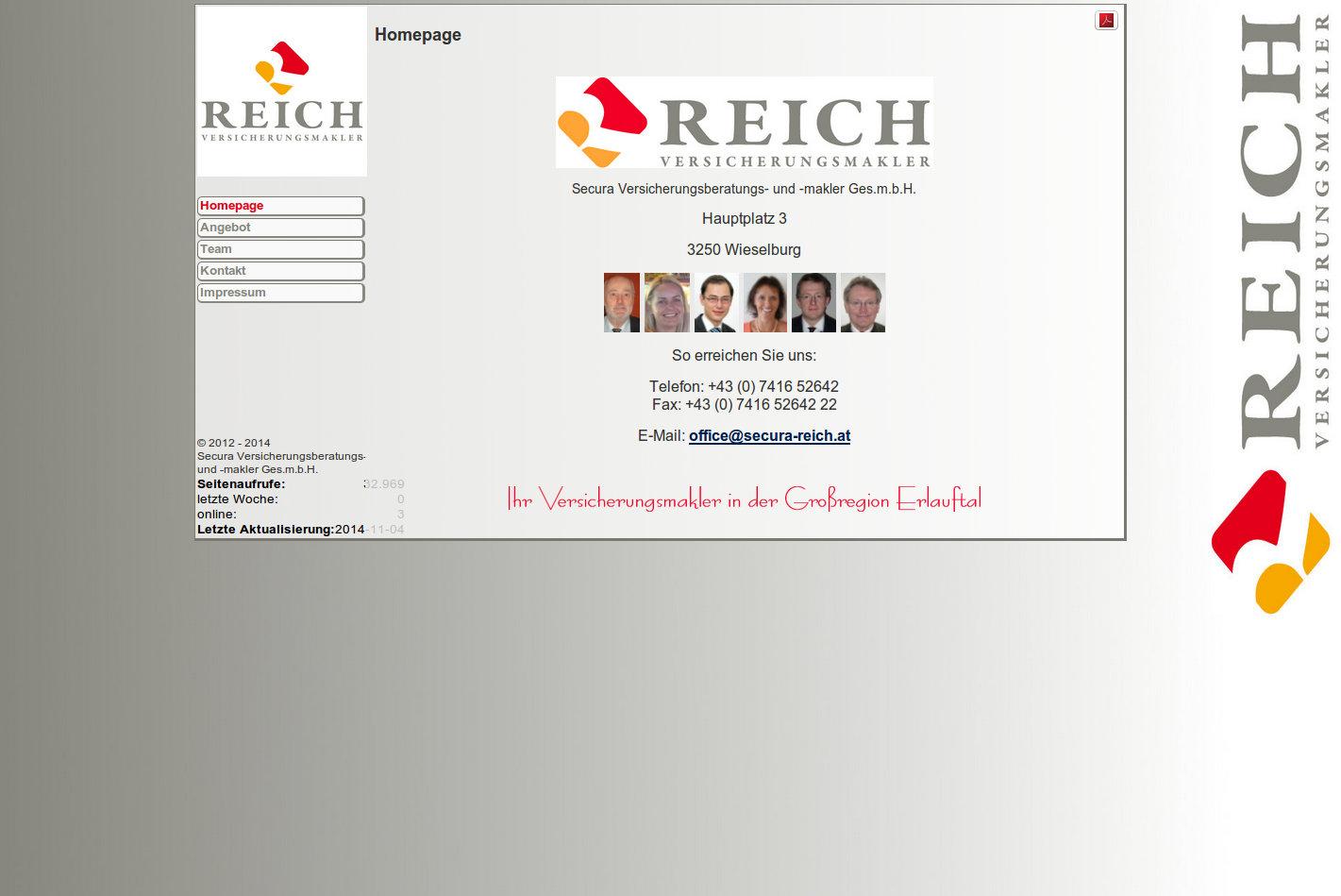 Secura Reich Versicherungsmakler