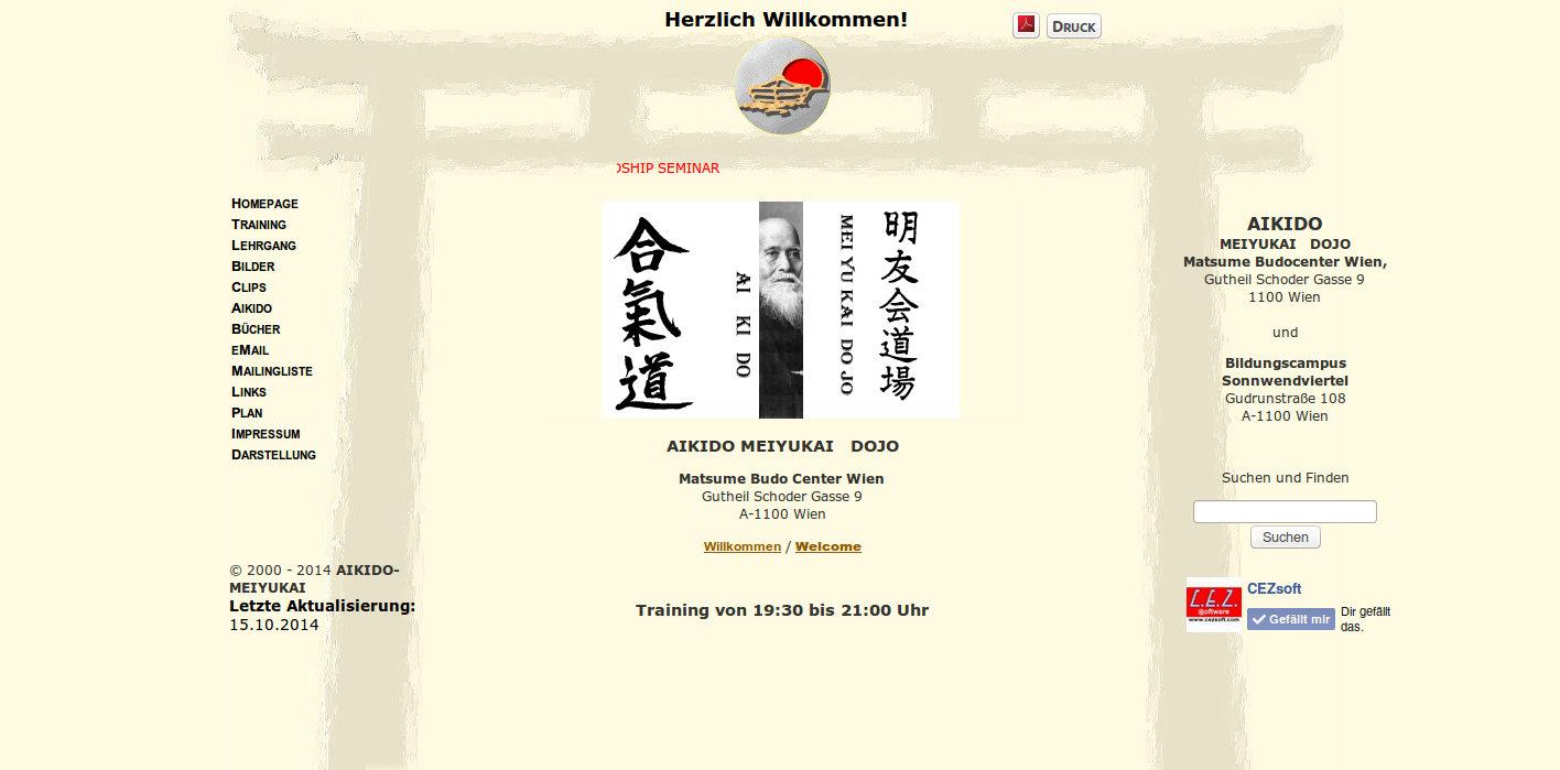 Aikido Meiyukai Dojo