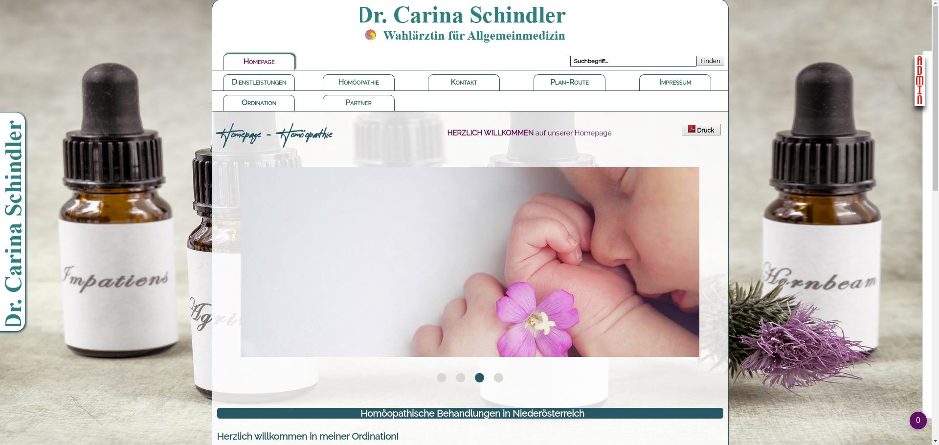 Dr. Carina Schindler homdoc